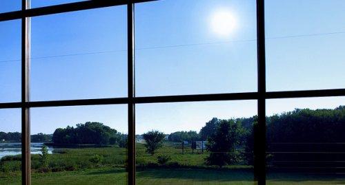 Умные окна