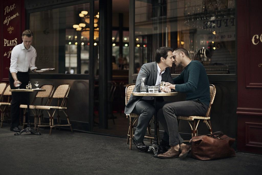 фото гей любовь