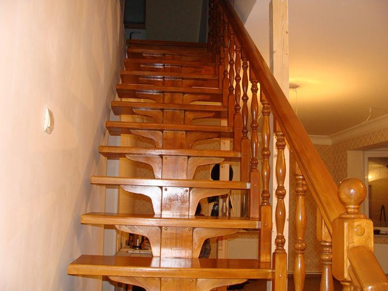 Лестница часть 2