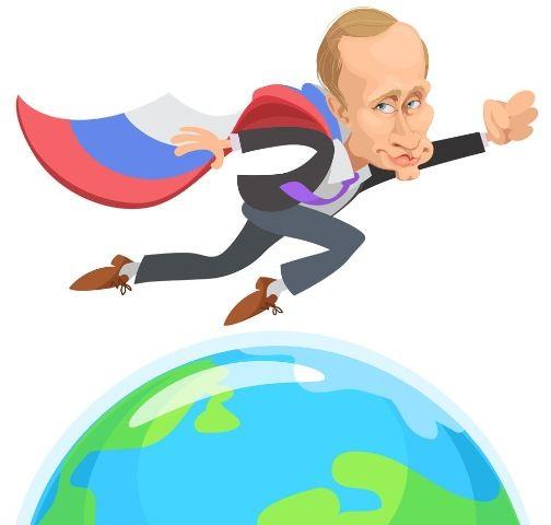 Путин, Трамп, Меркель… Никог…