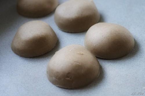 Пирожки- кругляшки