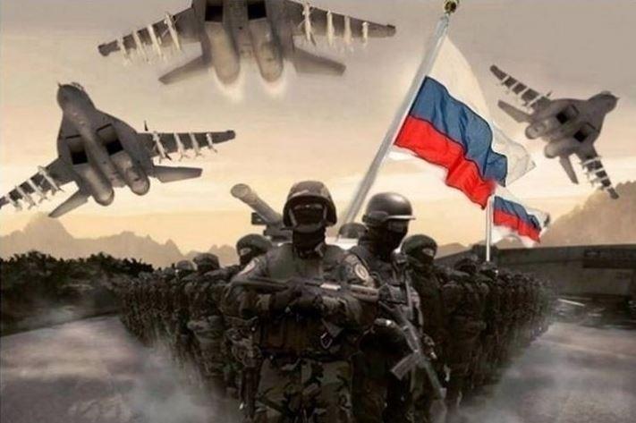 Запад признал армию России «второй по мощи в мире»