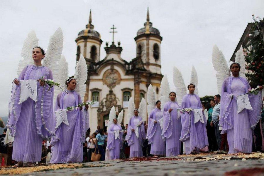 Пасхальные праздники в разных странах мира