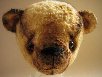 Шьём мишку Тедди. Часть 1