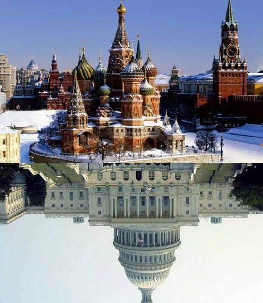Россия - плевать на Вашингтон... Кстати, а как там у арабов?