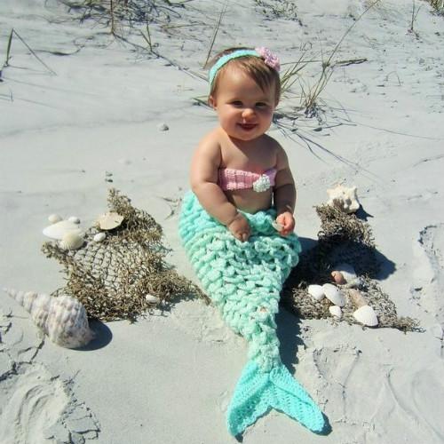 Дети на пляже: 20 забавных фото