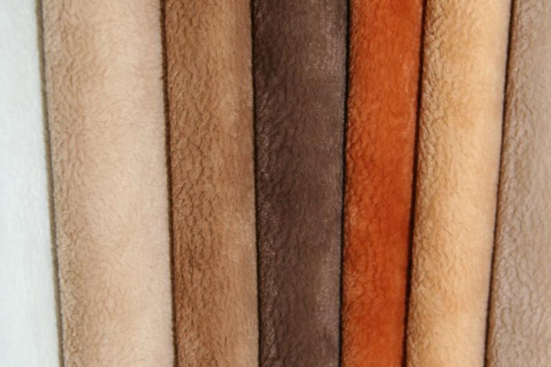 Мебельная ткань флок: коллекция лео для кресел мешков