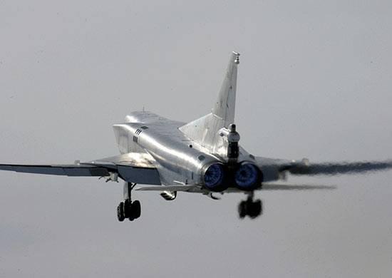 Почему Ту-22М3 не ушёл на вт…