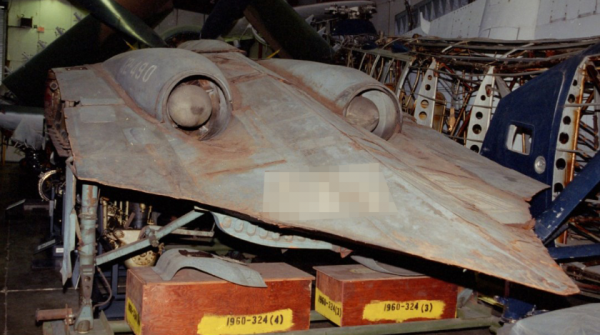 """""""Стелс"""" В-2 ВВС США - это доработанная версия самолета Третьего рейха"""
