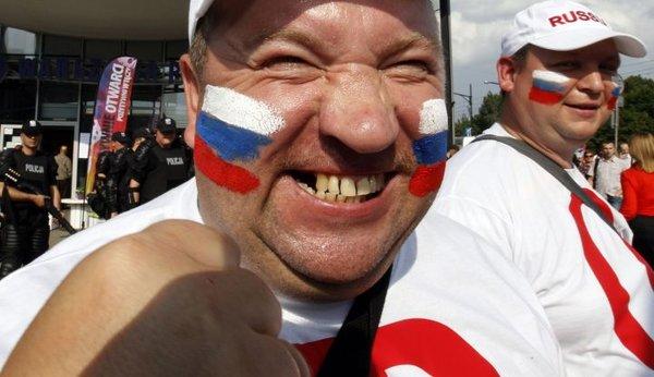 Как русские во Франции поста…