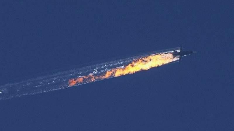 Крушение Су-24: они сбили нас в сердце