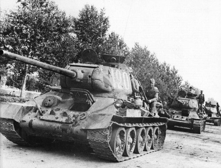 Что говорили немцы о советских танках вов, история, танки