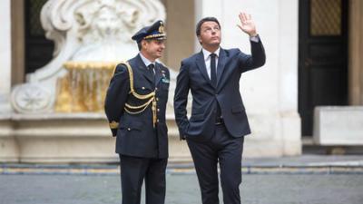 СМИ сообщили об участии Италии в конференц-колле по Сирии