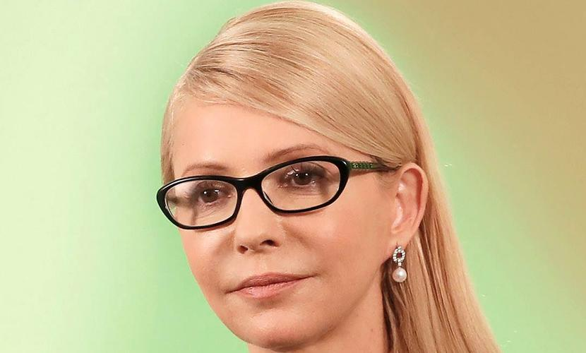 Юлию Тимошенко изобразили в странном эротическом образе