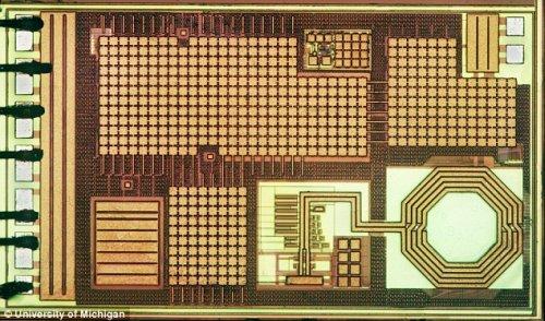 Чип процессора Phoenix