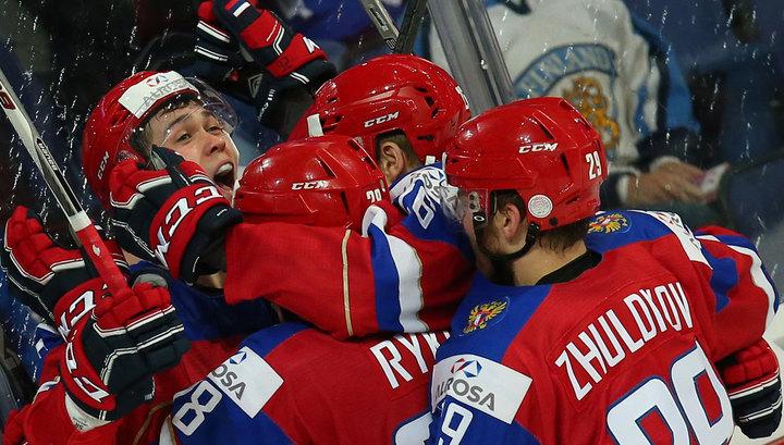 Хоккеисты молодежной сборной россии уступили в полуфинале чемпионата мира команде сша