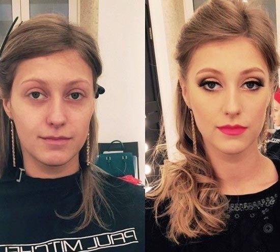 Некрасивых женщин не бывает! Если макияж делает мастер своего дела