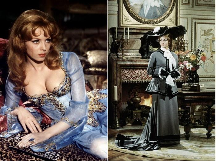 Как сложилась судьба легендарной Анжелики, настоящего секс-символа эпохи