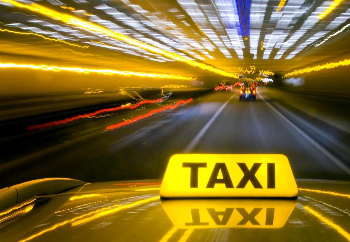 Что делать с такими таксиста…