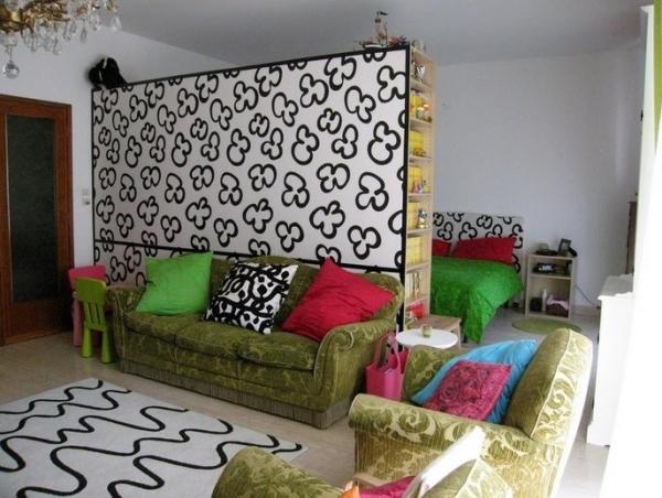 Стиль и комфорт в однокомнатной квартире для двоих: планируем ремонт, перепланировку и дизайн