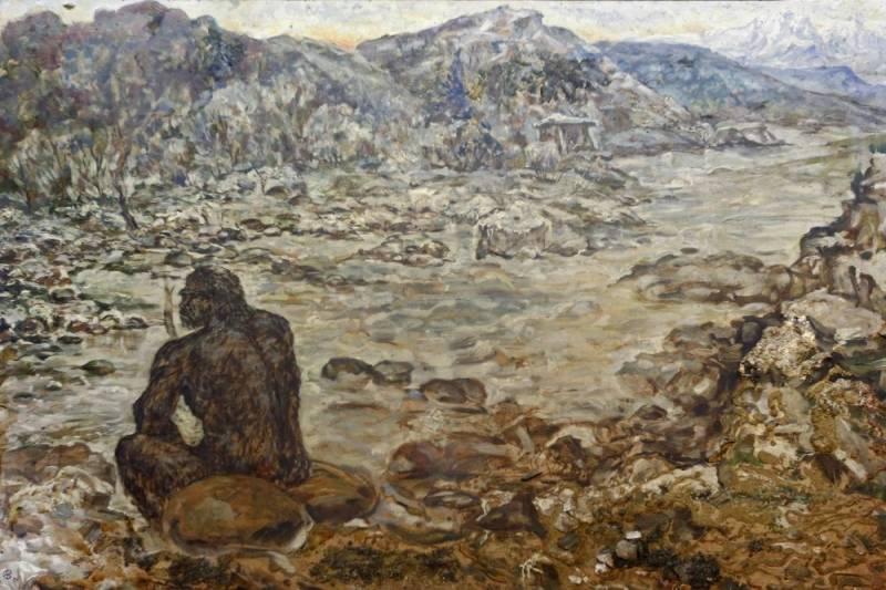 По следам снежного человека в горах Адыгеи