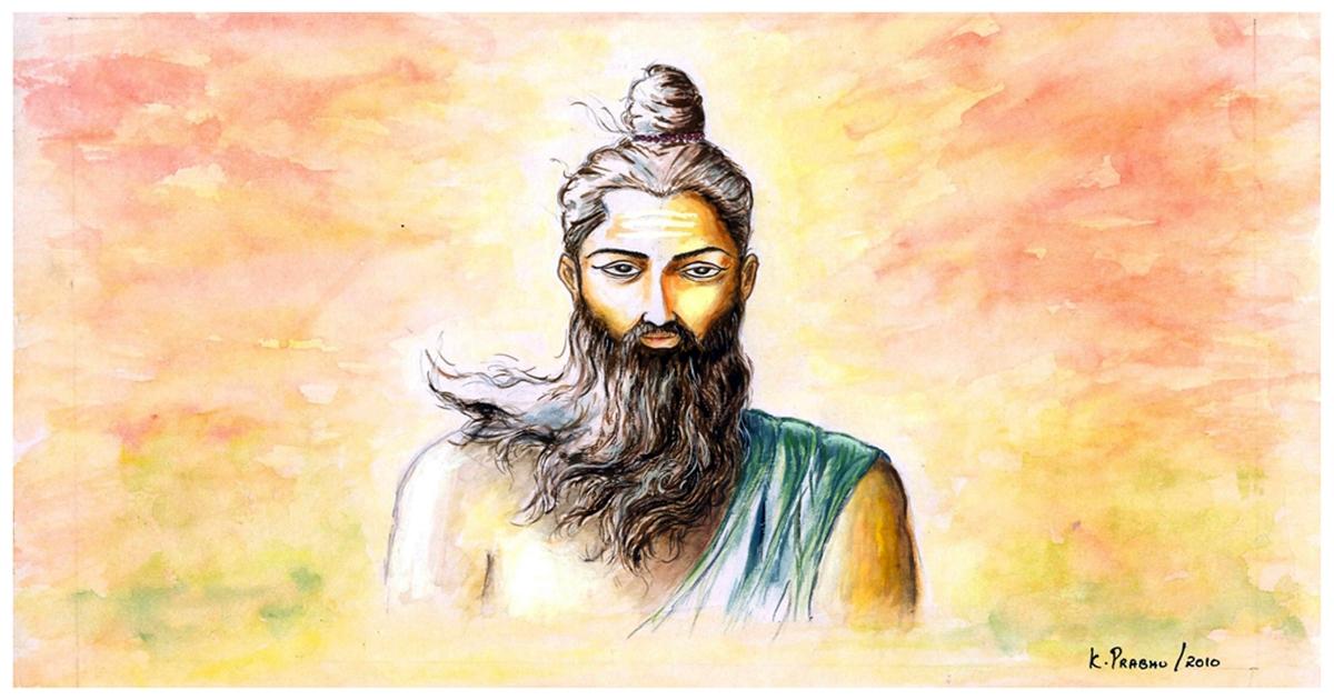 Почему йоги никогда не стриглись? Потому что в волосах - мощная духовная сила!