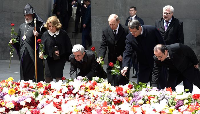 Цена признания геноцида,  Россия на распутье между Турцией и Арменией