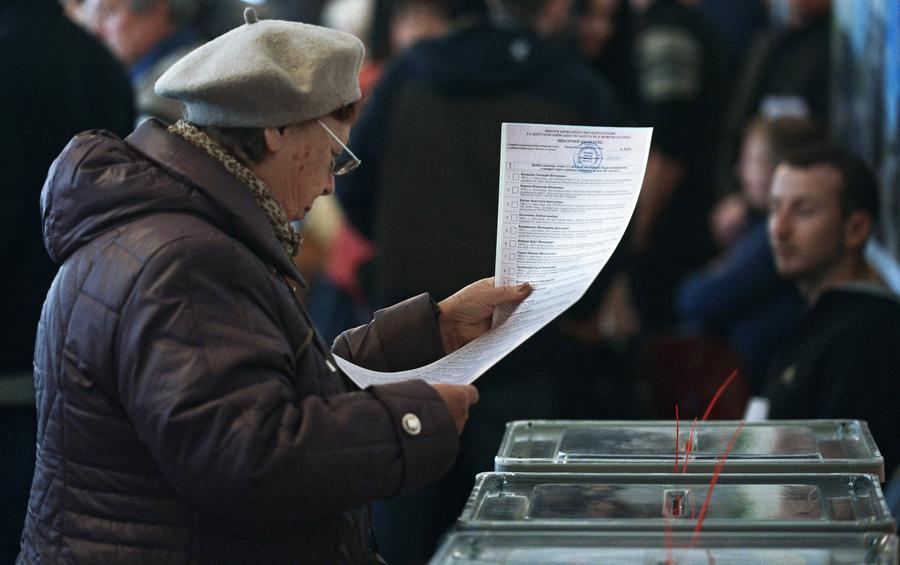 Выборы стали днём краха иллюзий для жителей Украины