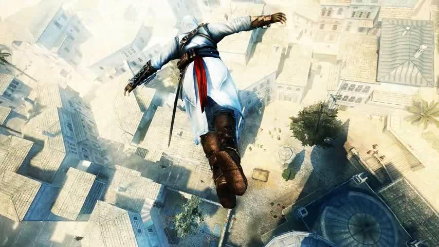 Ассасин крид 2 как сделать прыжок веры