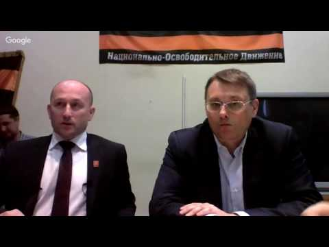 Встреча Евгения Фёдорова и Николая Старикова