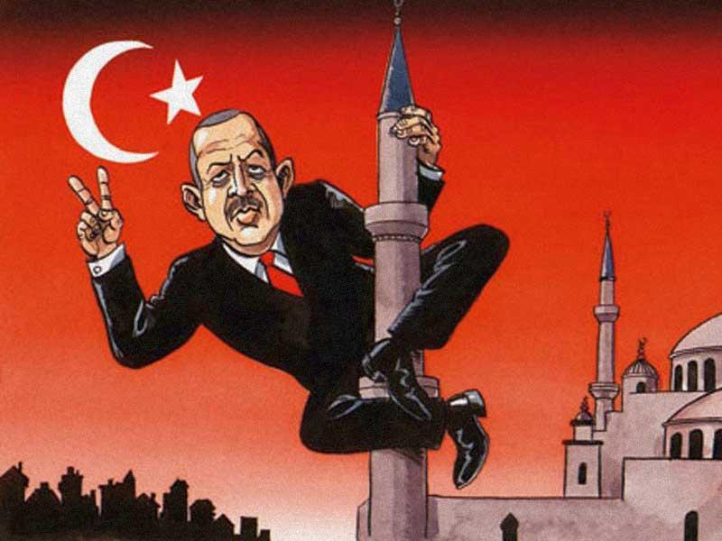 Сбитый беспилотник и судьба Эрдогана