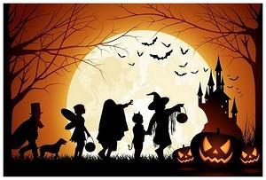 Хэллоуин: с какого *** мы его празднуем?