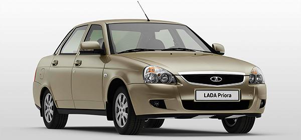 АвтоВАЗ остановил выпуск Lada Priora