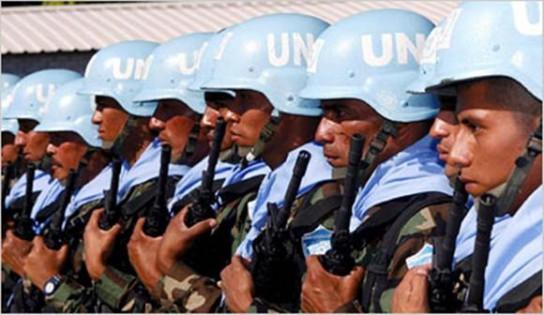 Германия призвала срочно ввести миротворцев ООН в Донбасс