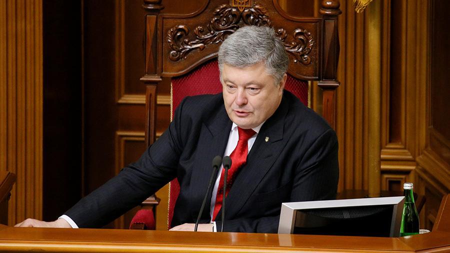 В Госдуме указали Порошенко на ошибку в поздравлении севастопольцев