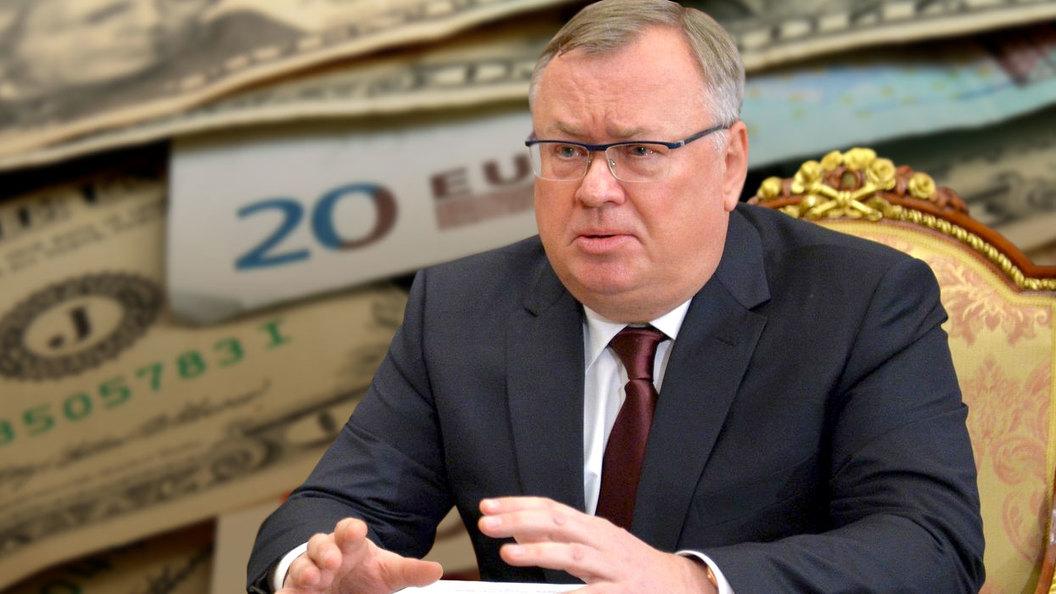Адский конвертер: как Андрей Костин государственные банки подставил
