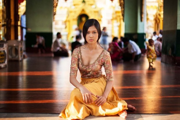 Мьянма девушки, факты, фотографии