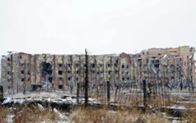 ВСУ и нацбоевики начали обстрел окрестностей Донецкого аэропорта и «Вольво-Центра»