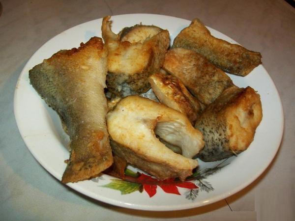Жареная рыбы в домашних условиях