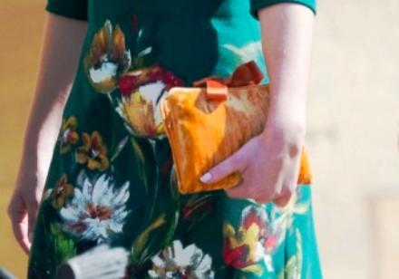 Самый модный аксессуар этого лета — клатч-папка