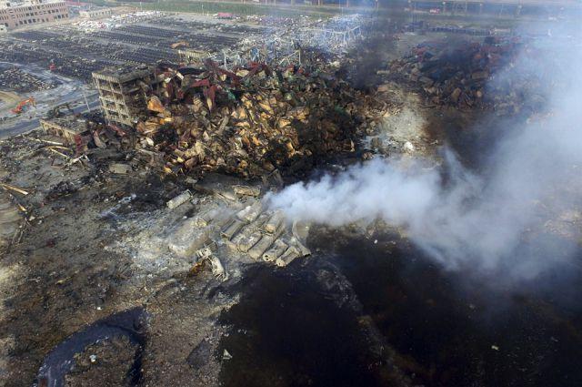 Психоз Земли. Почему Китай — рекордсмен по числу техногенных катастроф