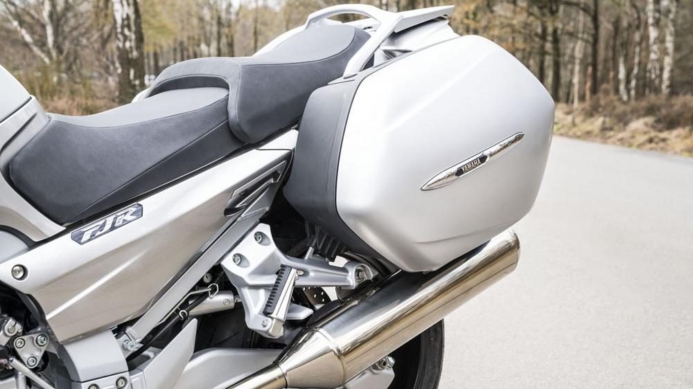Yamaha FJR1300AS 2016