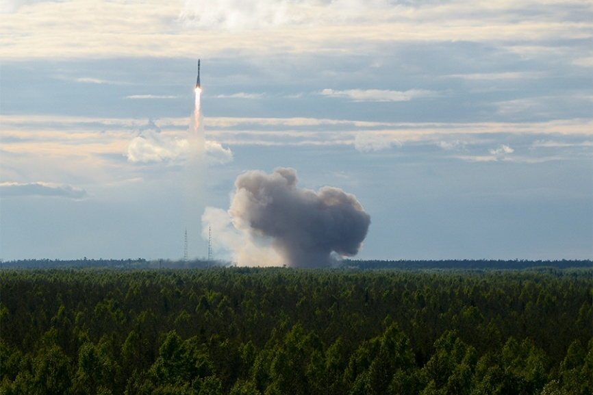СМИ: в США пройдут испытания межконтинентальной баллистической ракеты