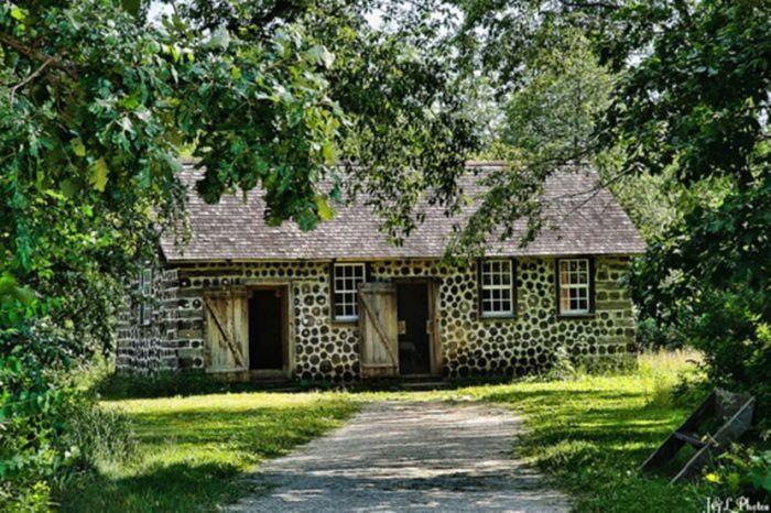 28 супер экономичных домов из дров дом, дрова