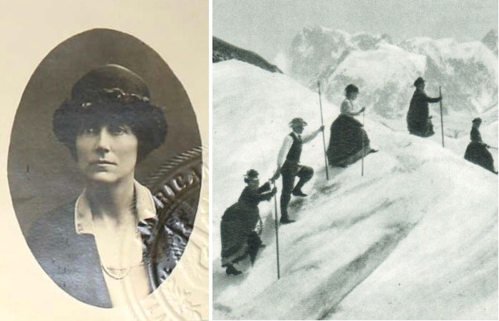 Маргерит Гаррисон - путешественница и шпионка.