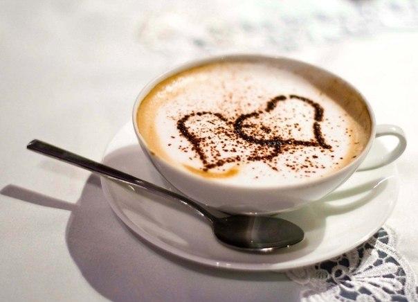 Любовь к кофе зависит от хар…