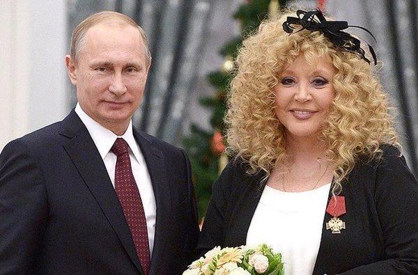 Пугачёва о Путине: России нужен другой президент