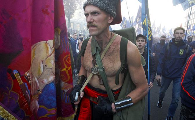 Для Степана Бандеры на Украи…
