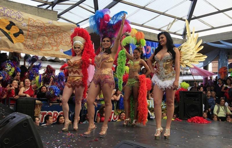 Конкурсы красоты в колумбии
