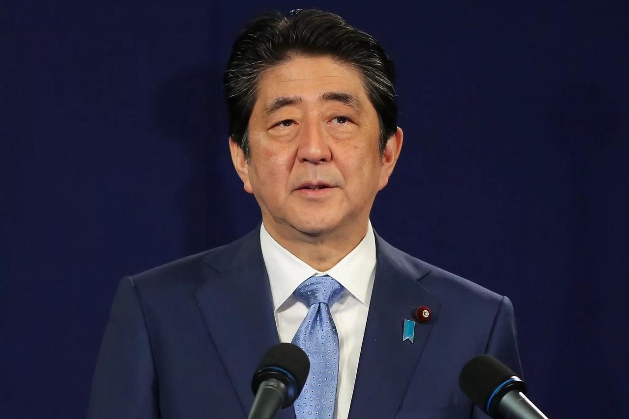 Абэ: Токио подпишет мирный д…
